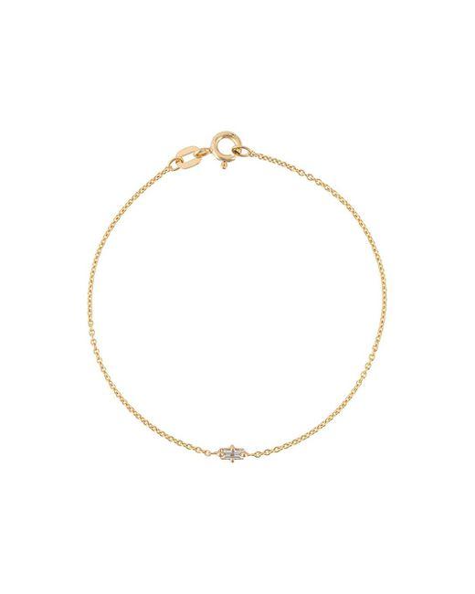Wouters & Hendrix | Metallic 'baguette' Diamond Bracelet | Lyst
