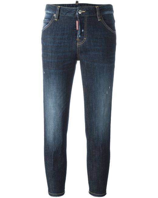 DSquared² | Cool Girl Jeans Blue | Lyst