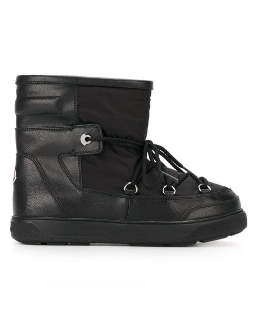 Moncler   Multicolor 'new Fanny' Lace Up Ankle Boot   Lyst