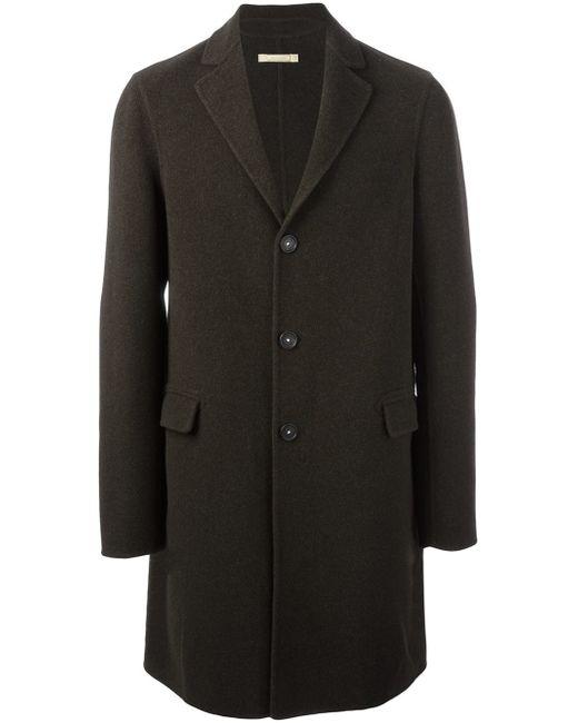 Massimo Alba | Brown 'austin' Coat for Men | Lyst
