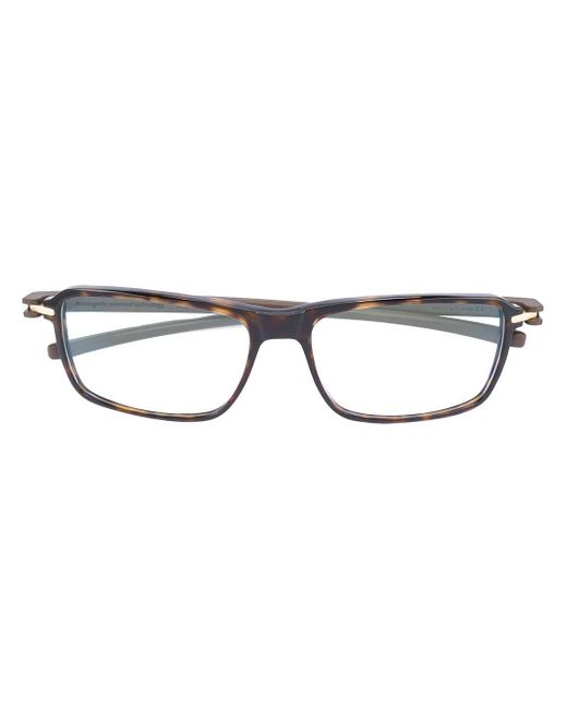 Tag Heuer | Brown Reflex Glasses for Men | Lyst