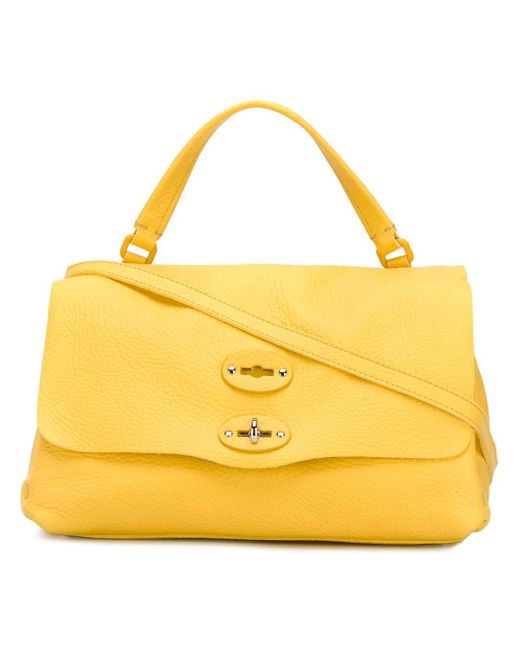 Zanellato | Yellow Small Pura Tote | Lyst