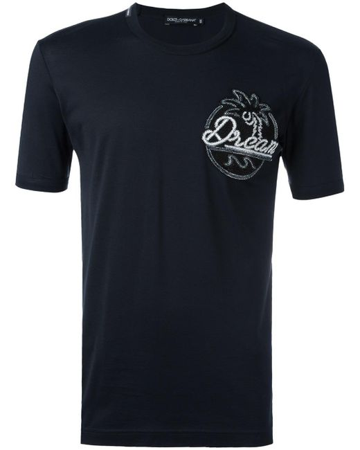 Dolce & Gabbana | Black Dream T-shirt for Men | Lyst