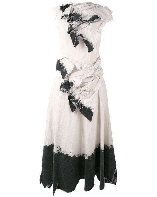 Aganovich   Multicolor Dyed Dress   Lyst