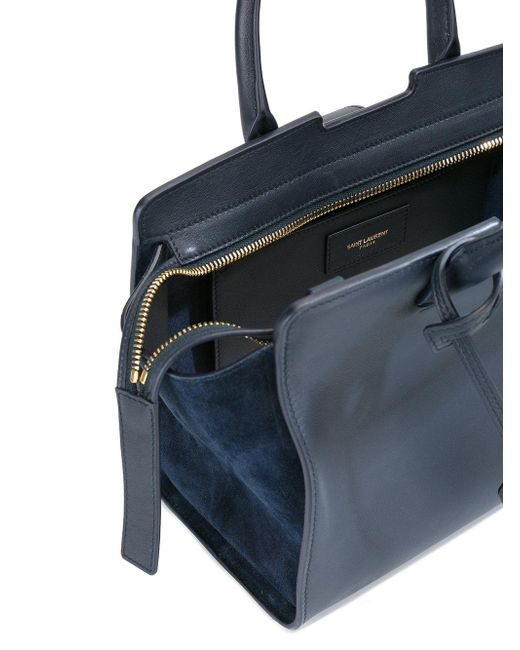 193e82d42b96 Ysl Downtown Cabas Tote