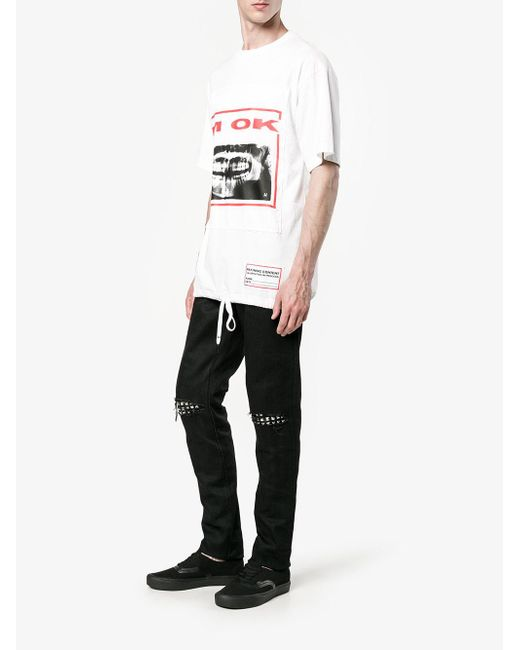 Vans | Black 'ua Authentic Lite' Lo top Sneakers for Men