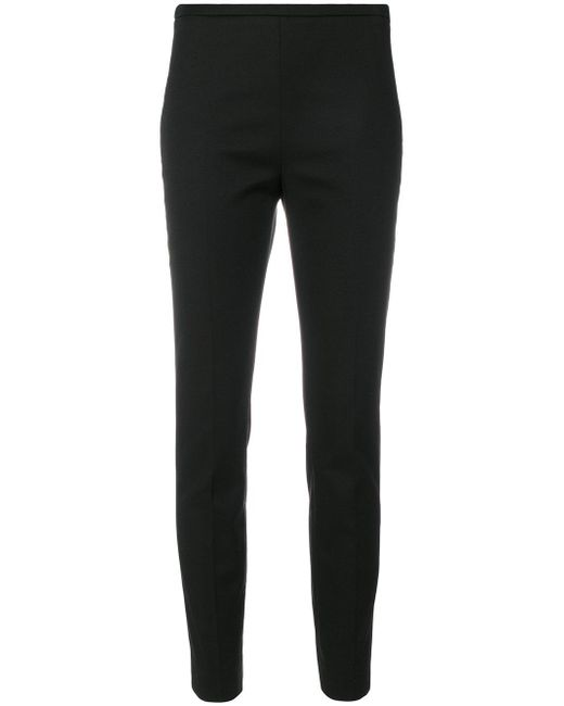 Dorothee Schumacher | Black Tailored Cropped Trousers | Lyst
