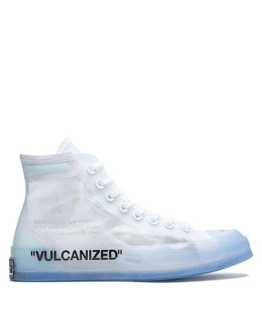 Zapatillas altas x Off-White Chuck 70 Converse de hombre