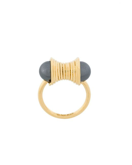 Wouters & Hendrix | Metallic Curiosities Pearl Ring | Lyst