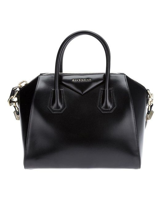 Givenchy | Black Antigona Small Tote | Lyst