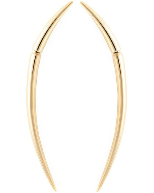 Shaun Leane - Metallic 'quill' Long Earrings - Lyst