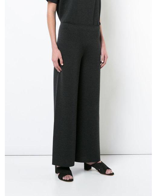 Milano trousers - Black Mansur Gavriel Browse Sale Online PI0dQqD1S