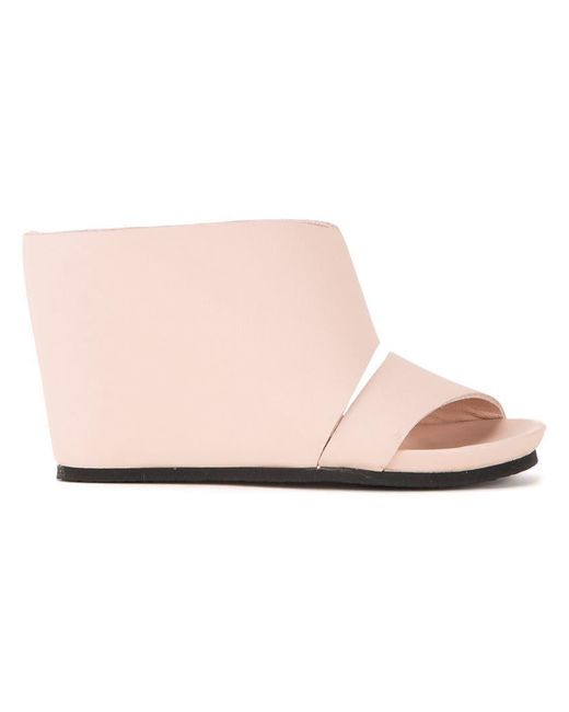Peter Non - Pink Sistema Sandals - Lyst