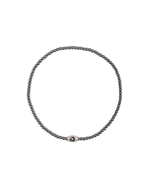 Luis Morais - Gray Mini Moon Star Barrel Bracelet - Lyst