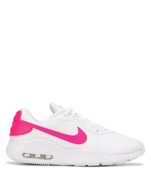 best sneakers a5c6d e4948 Nike - White Air Max Oketo Sneakers - Lyst ...
