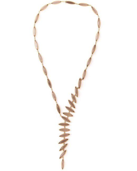 Antonio Bernardo - Yellow 'wing' Necklace - Lyst