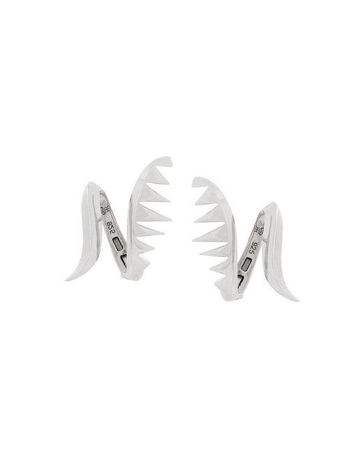 Kasun | Metallic Serpent Earrings | Lyst