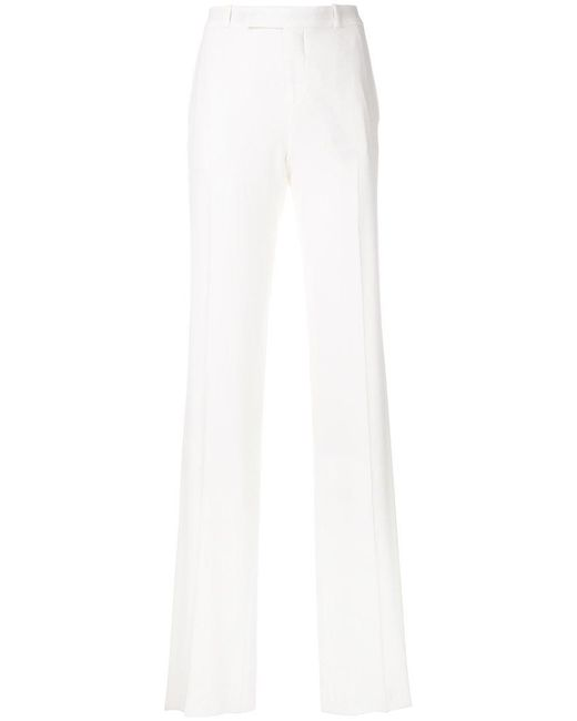Etro - White Fuji Trousers - Lyst