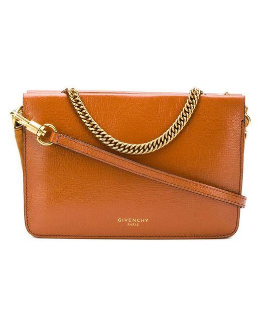 Givenchy - Brown Cross3 Shoulder Bag - Lyst
