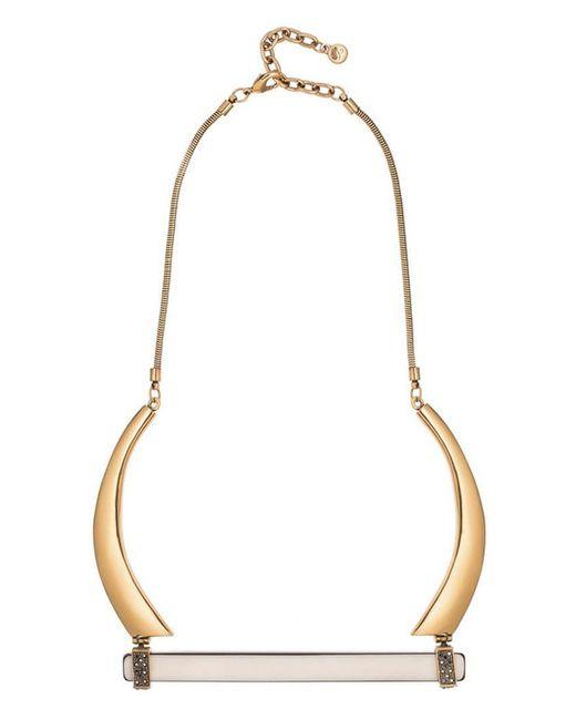 Camila Klein - Multicolor Resin Short Necklace - Lyst