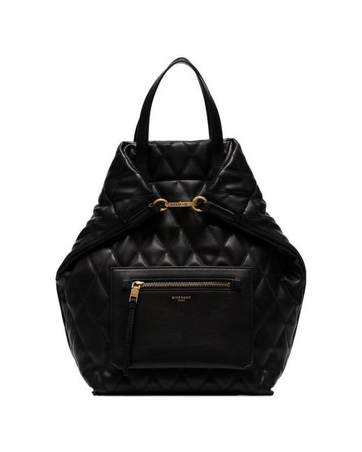 cdb03a50a5cf Lyst - Givenchy Duo Backpack in Black - Save 17%