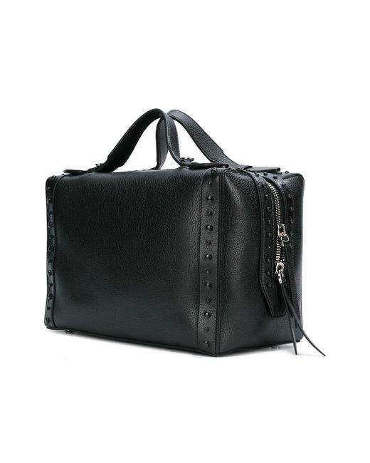 c706102a0ea1 ... Lyst Tod s - Black Gommino Tote Bag ...