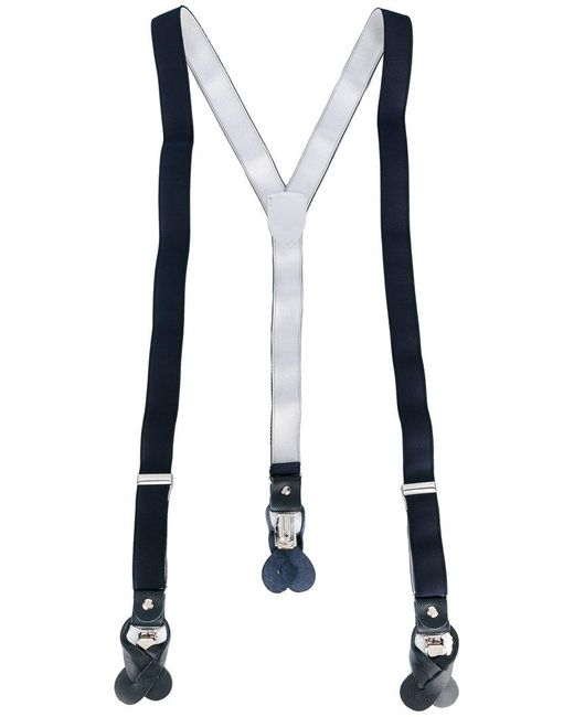 Fefe - Blue Classic Braces for Men - Lyst