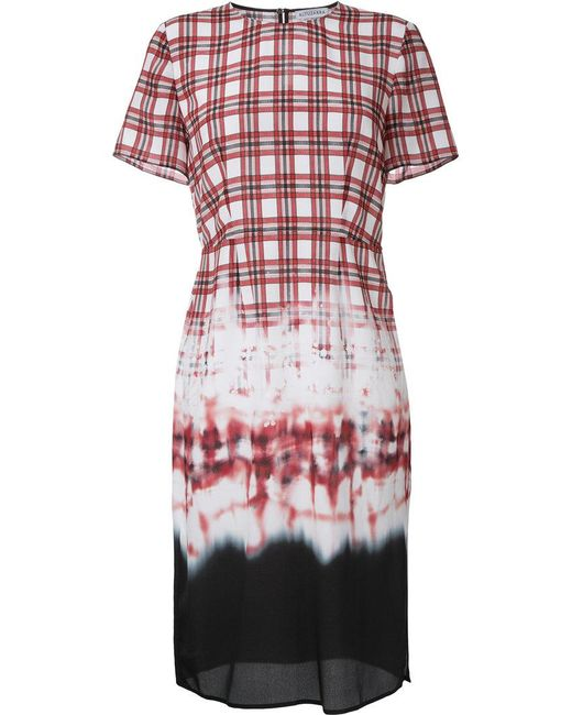 Altuzarra | Red Glaze Dress | Lyst