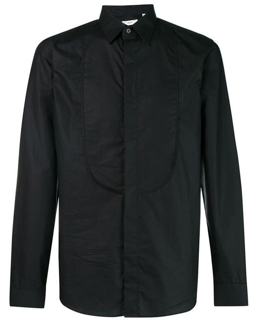 Mauro Grifoni - Black Classic Shirt for Men - Lyst