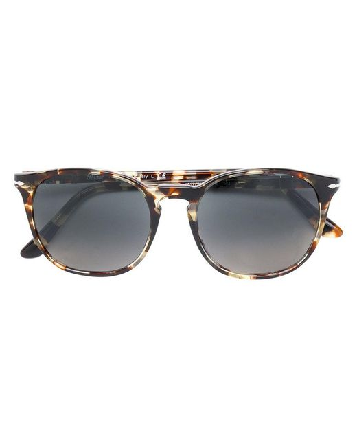 Persol - Brown Cat Eye Sunglasses - Lyst