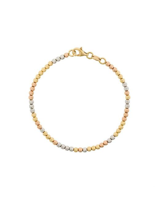 Carolina Bucci - Metallic 18kt White, Yellow And Rose Gold Disco Ball Bracelet - Lyst