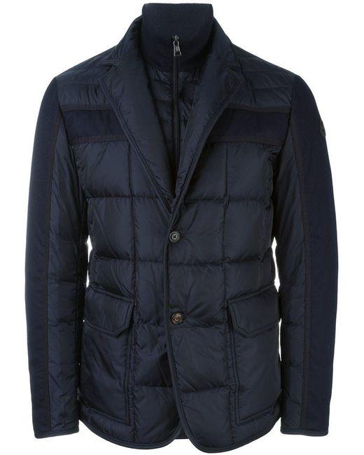 Moncler   Blue 'ardenne' Jacket for Men   Lyst