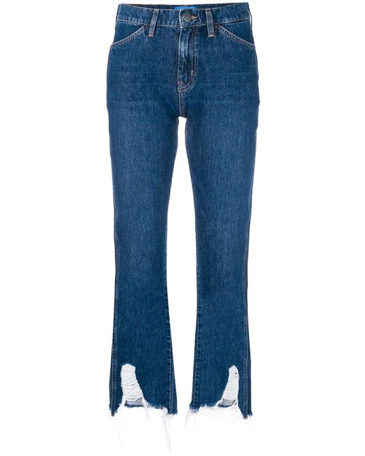 MiH Jeans - Blue Cult Jeans - Lyst