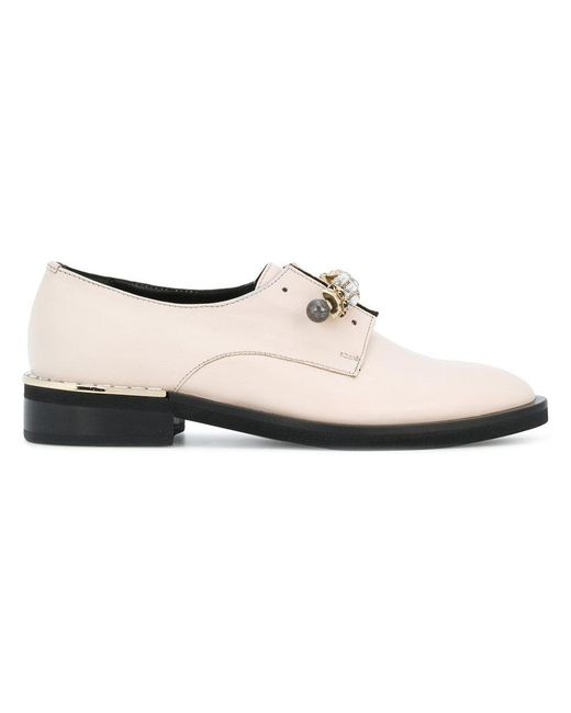 COLIAC Embellished loafers