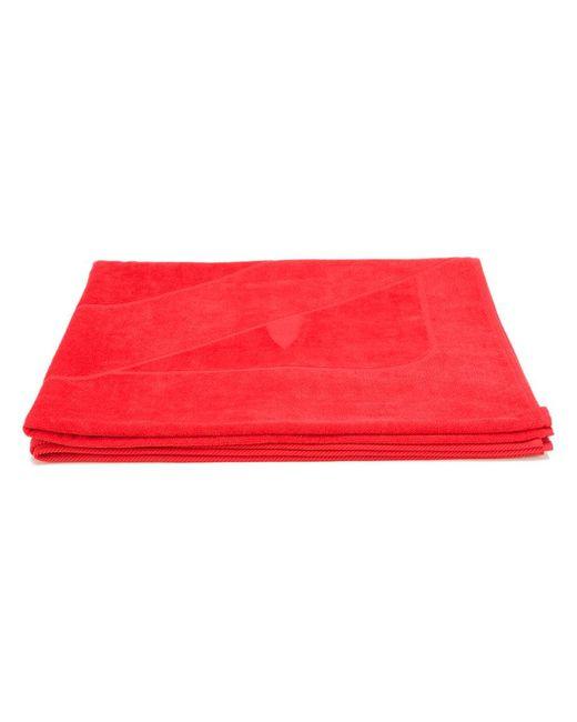 Fendi | Red Bag Bugs Beach Towel | Lyst