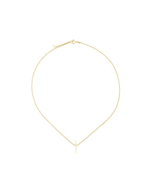 Wouters & Hendrix - Metallic My Favourite Spike Necklace - Lyst