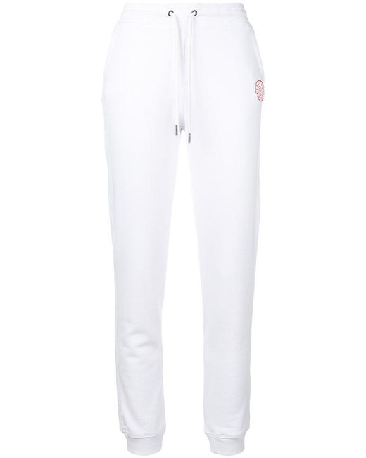 A.F.Vandevorst - White Slim-fit Track Trousers - Lyst