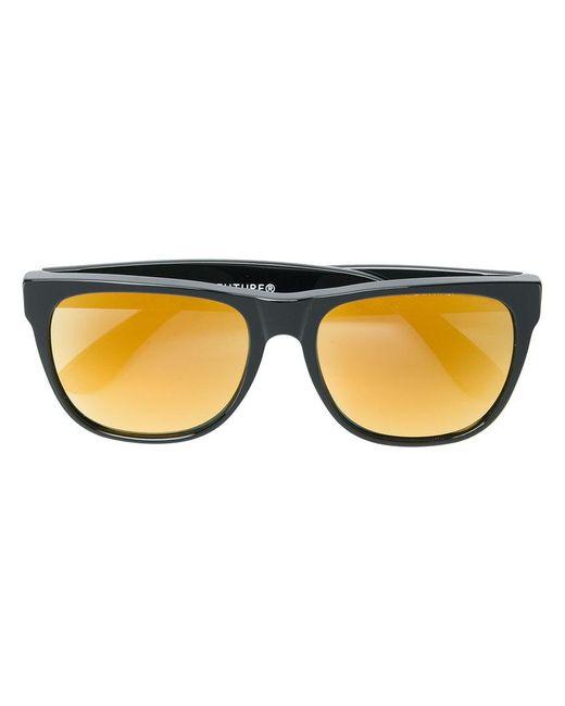 Retrosuperfuture - Black Classic 24k Sunglasses - Lyst