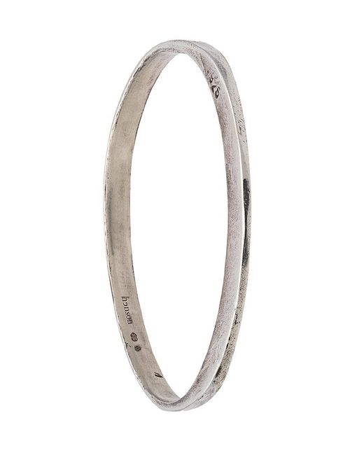 Henson | Metallic Dotted Bangle | Lyst