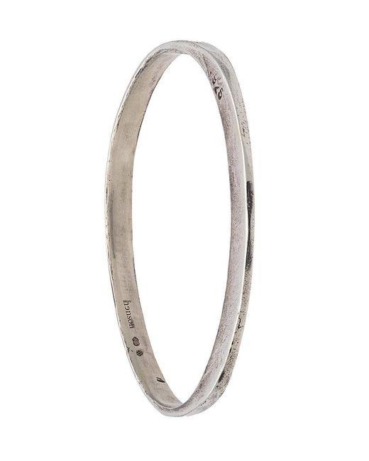 Henson - Metallic Dotted Bangle - Lyst