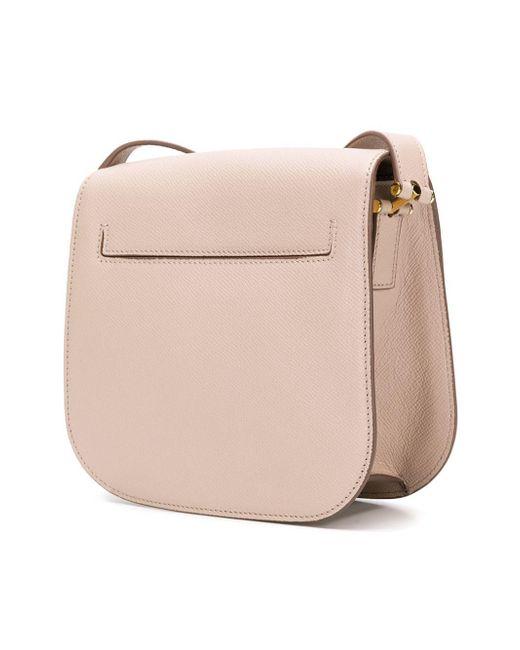 ... Tom Ford - Pink T Plaque Crossbody Bag - Lyst ... d82c156d70d37
