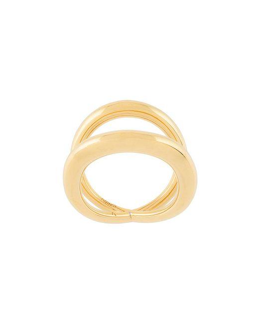 Charlotte Chesnais - Metallic Surma Ring - Lyst
