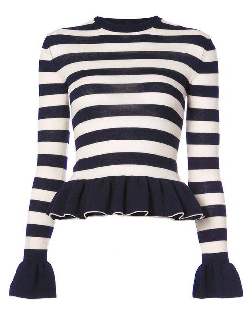Khaite - Blue Claudia Sweater - Lyst