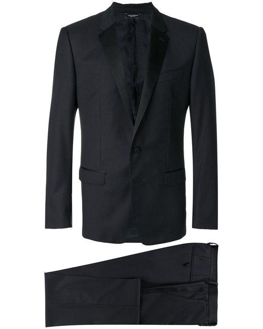 Dolce & Gabbana - Blue Martini Tuxedo Suit for Men - Lyst