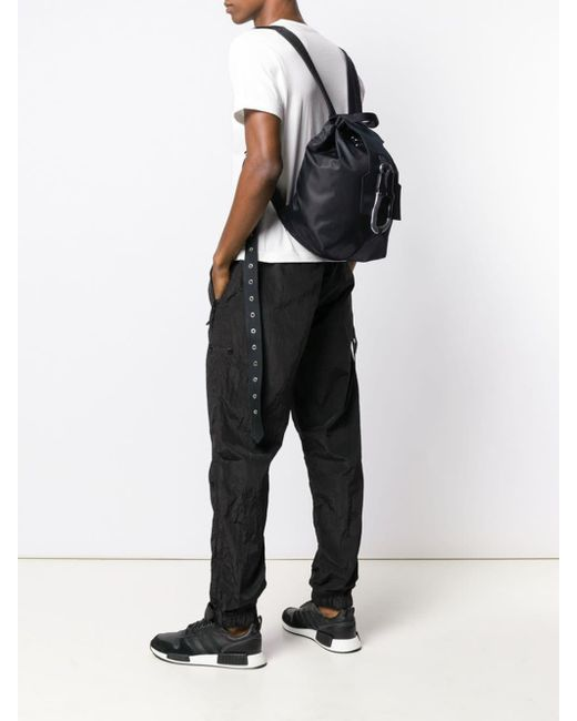 93d7bc24f ... 1017 ALYX 9SM - Black 1017 Alyx 9sm Claw Tank Backpack for Men - Lyst  ...