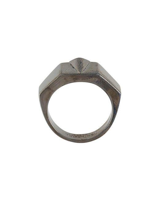Northskull - Metallic 'legacy' Ring for Men - Lyst