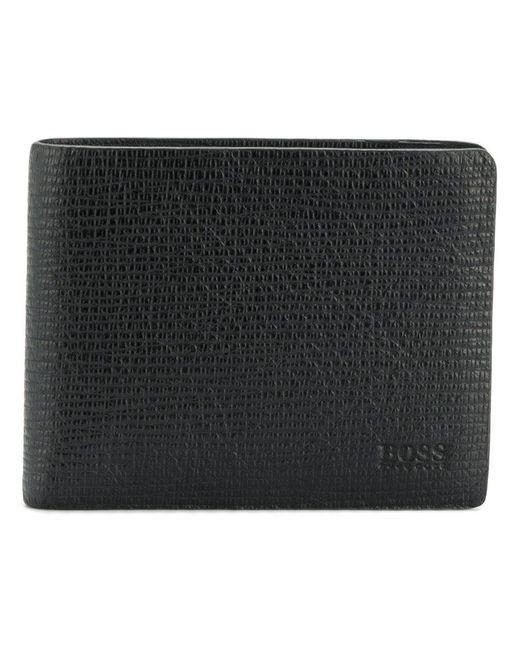 HUGO BOSS Men's Majestic Bi Fold Wallet Cheap Sale Wholesale Price G0hZOmvl