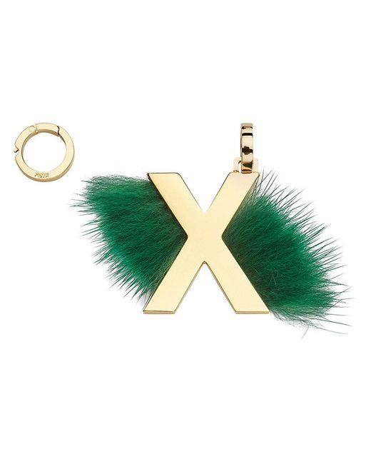 Fendi - Green Abclick X Abclick X - Lyst