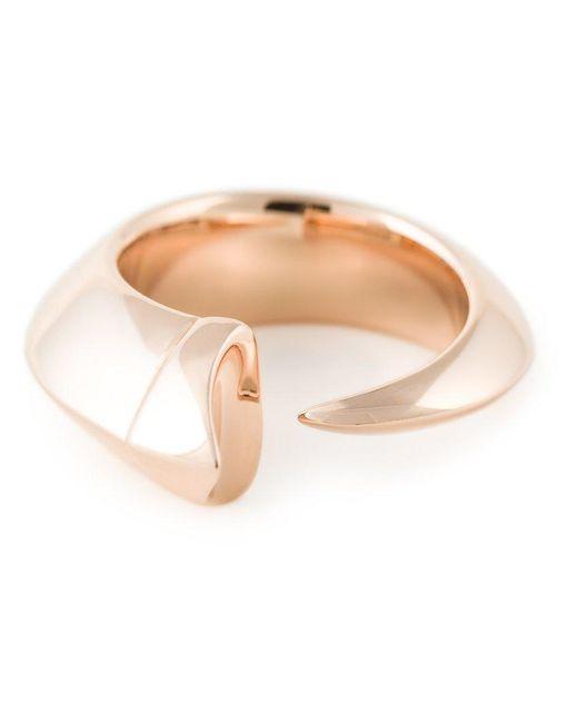 Shaun Leane - Metallic 'tusk' Ring - Lyst