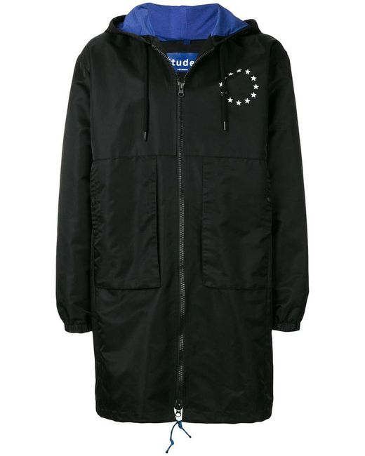 Black in Air Studio for Europa Lyst Men Parka Etudes qXAHFBv